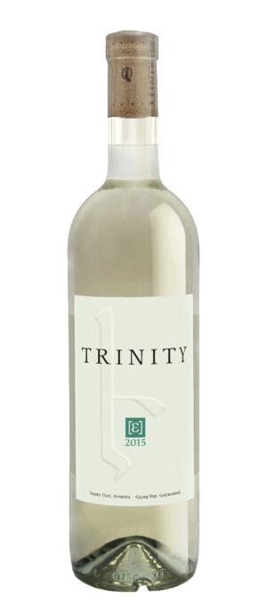 Foto fles trinity wit