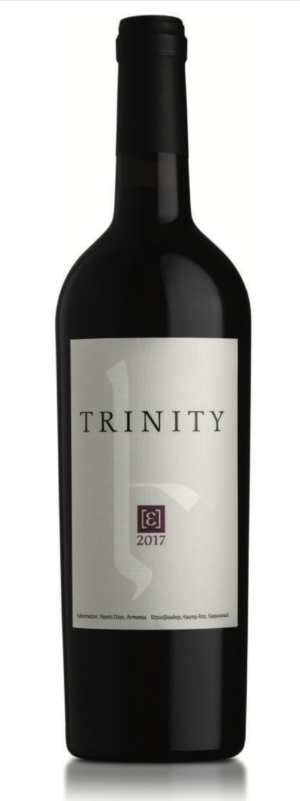 Trinity EH Red Dry