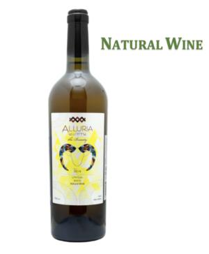 Alluria White Dry Natural Wine