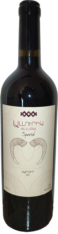 Alluria special Red Dry