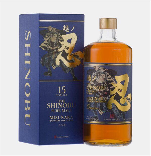 Shinobu 15 Year pure malt