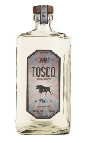 Tosco Plata tequila