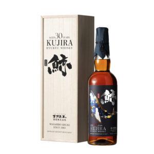 kujira Ryukyu 30 YO in woodbox