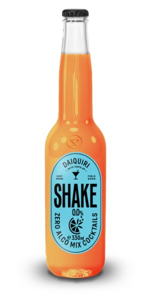 Shake cocktail Daiquiri 0%