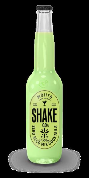 Shake cocktail Mojito 0%