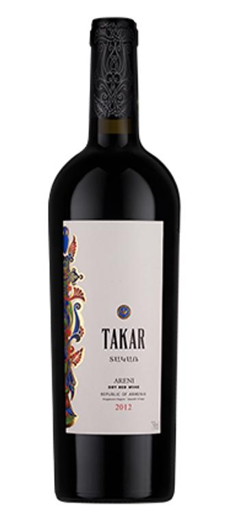 Armenia Wine Takar Red Dry