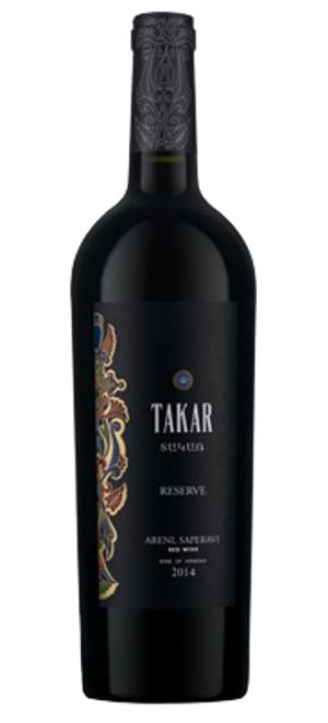 Armenia Wine Takar Reserve
