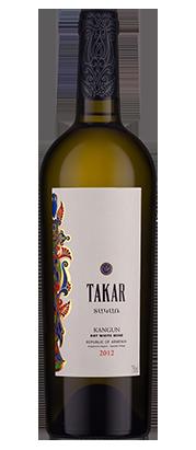 Armenia Wine Takar-white-dry