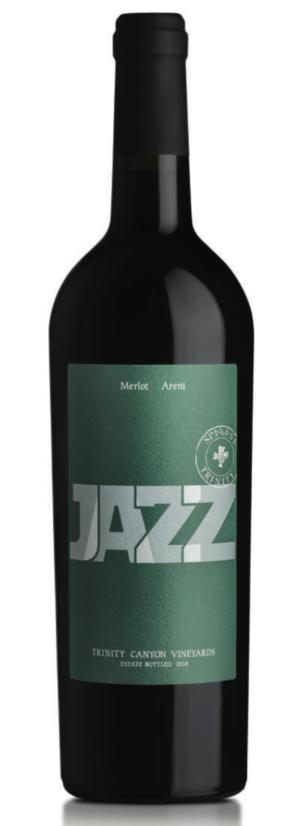 Trinity Jazz Merlot Areni Organic