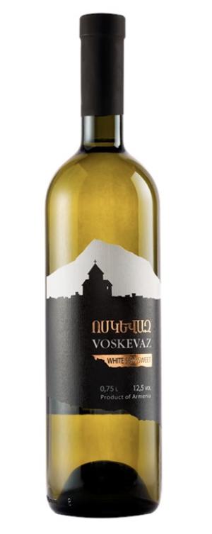 Voskevaz White Semi Sweet