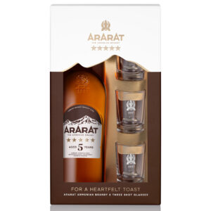 Ararat 5 years +3-glasses